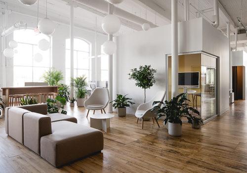 Büro in Montreal 06