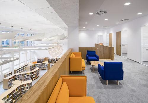 Bibliothek in Prag 08