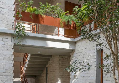 Wohnhaus Casa Jardin Escandon 07