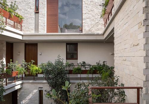 Wohnhaus Casa Jardin Escandon 08