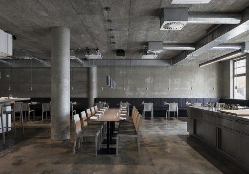 Restaurant in Prag 08