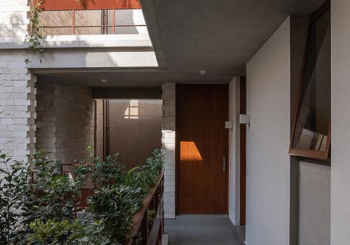 Wohnhaus Casa Jardin Escandon 09