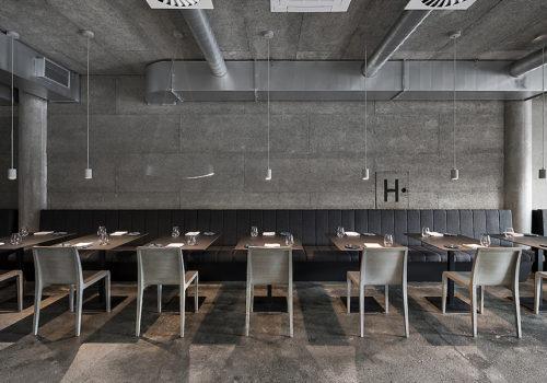 Restaurant in Prag 09