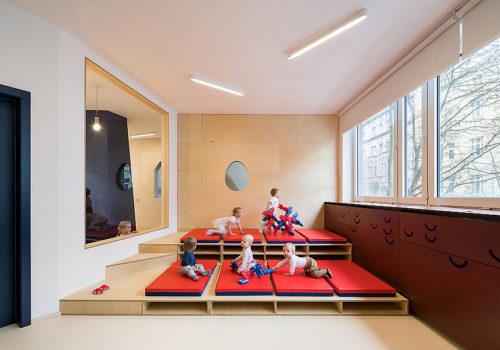 Kindertagesstätte in Prag 12