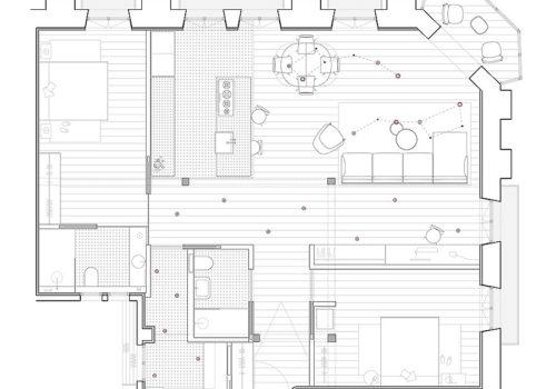 Umbau eines Apartments in San Sebastián 12