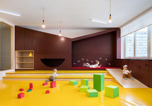 Kindertagesstätte in Prag 13