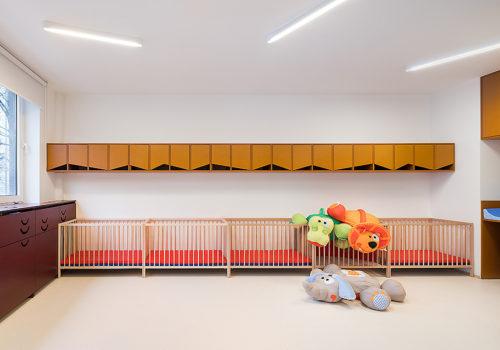 Kindertagesstätte in Prag 14
