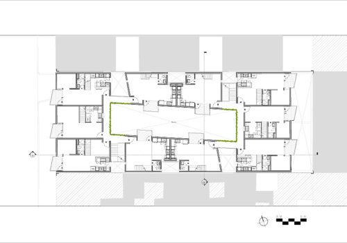 Wohnhaus Casa Jardin Escandon 16
