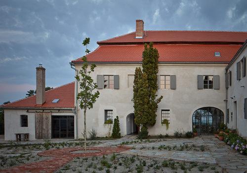 Gästehaus in Kravsko 17