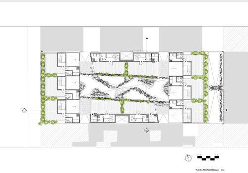 Wohnhaus Casa Jardin Escandon 18