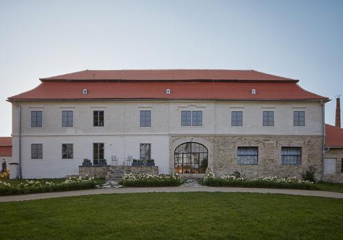 Gästehaus in Kravsko 20