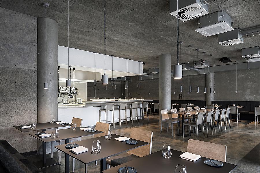 Restaurant in Prag von Neuhäusl Hunal