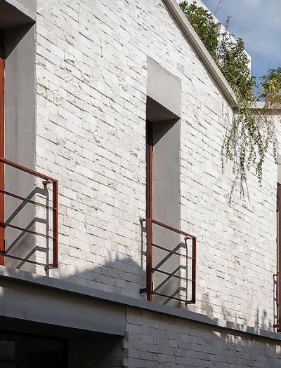 Wohnhaus Casa Jardin Escandon in Mexiko-Stadt von CPDA Arquitectos