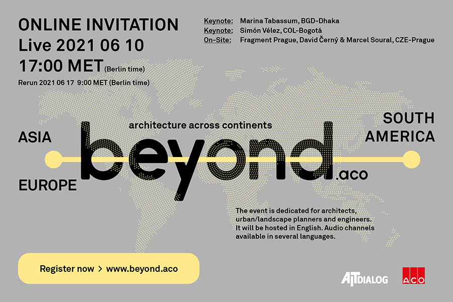 beyond.aco | 10./17. Juni 2021