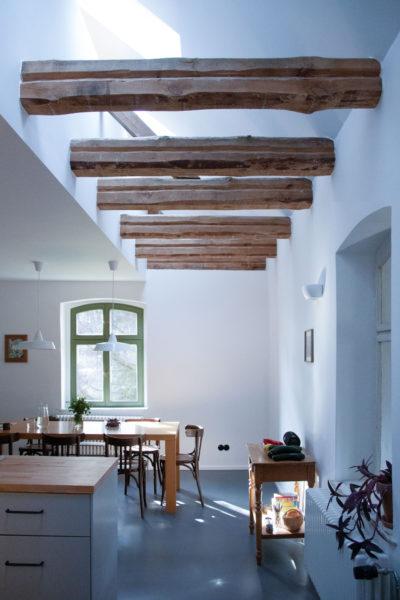 Renovierung eines Bauernhauses 01