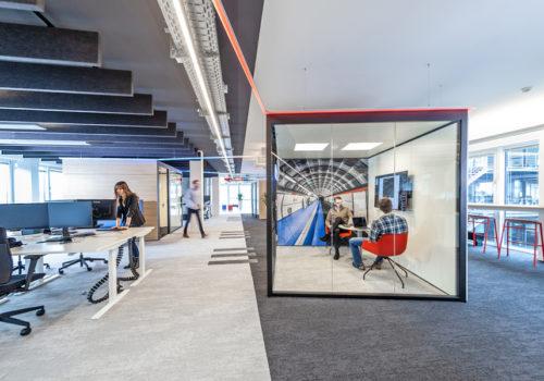 Neugestaltung eines Büros in Köln 02