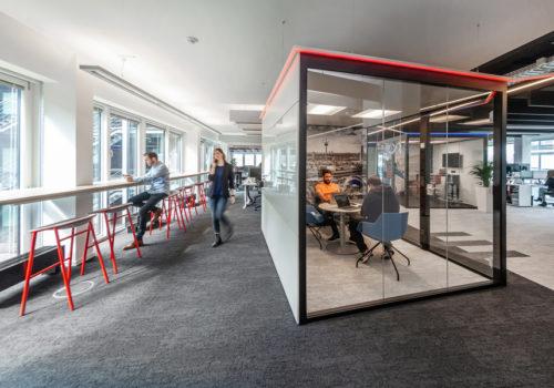 Neugestaltung eines Büros in Köln 03