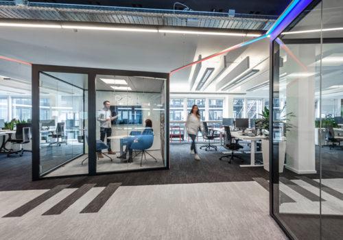 Neugestaltung eines Büros in Köln 04