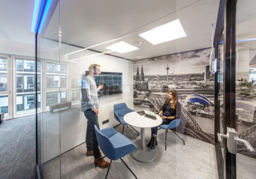 Neugestaltung eines Büros in Köln 05