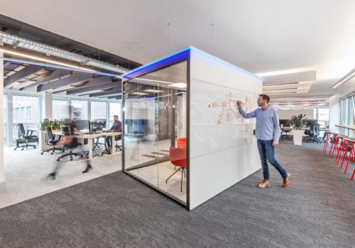 Neugestaltung eines Büros in Köln 06