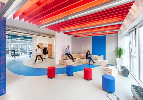 Neugestaltung eines Büros in Köln 07