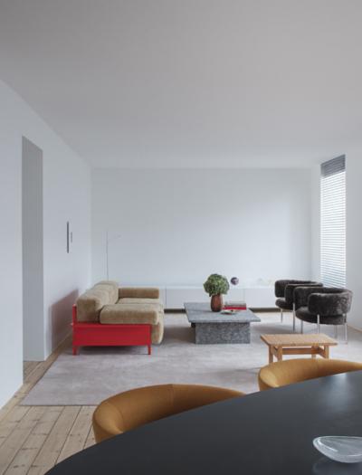 Apartment in Kopenhagen von David Thulstrup