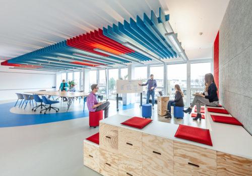 Neugestaltung eines Büros in Köln 09