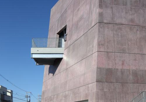 Neue Stadtbibliothek in Matsubara 10