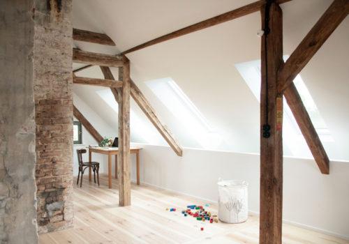 Renovierung eines Bauernhauses 12