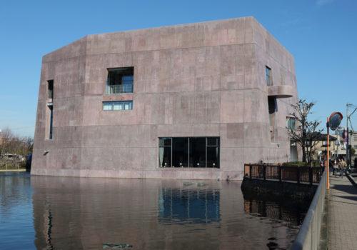 Neue Stadtbibliothek in Matsubara 15
