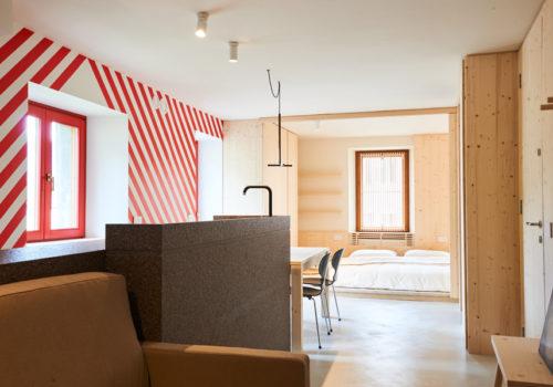 Apartment in Bocenago 02