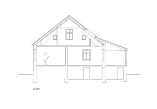 Renovierung eines Bauernhauses 20