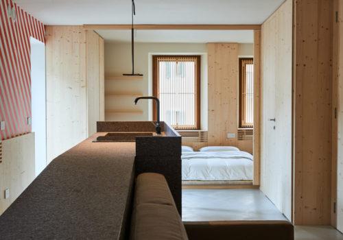 Apartment in Bocenago 04