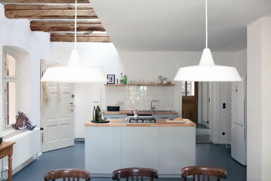 Renovierung eines Bauernhauses in der Märkische Heide von Club Marginal Architekten