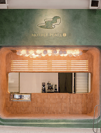 Mother Pearl in Hongkong von A Work of Substance