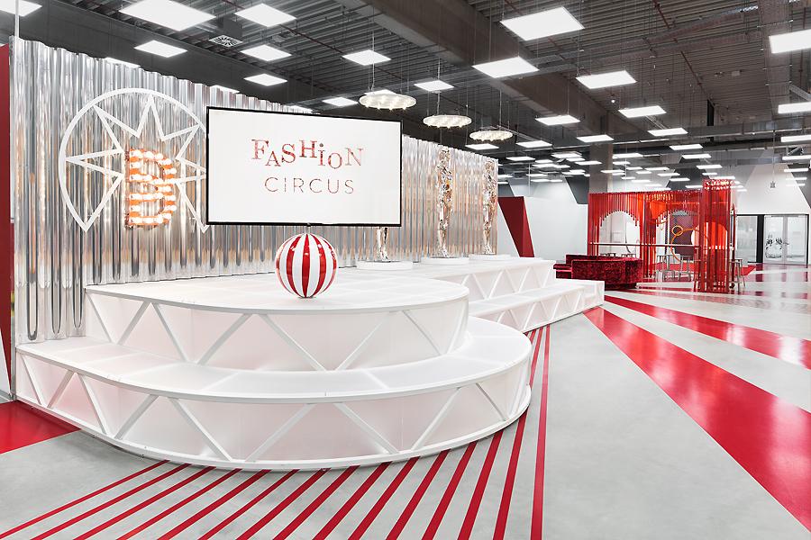 Breuninger Content Production Abteilung in Sachsenheim von Studio Alexander Fehre