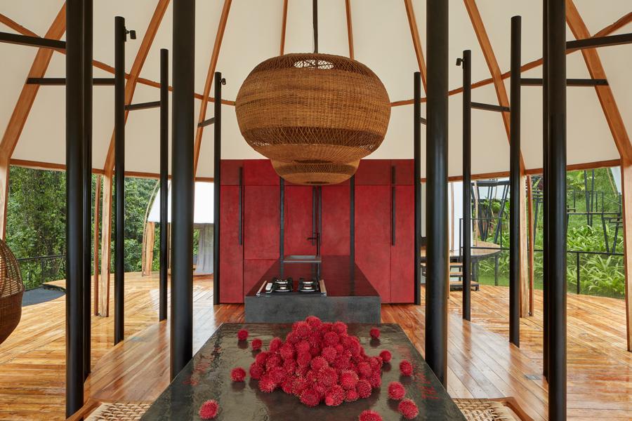 Coca Villa in Costa Rica von Archwerk