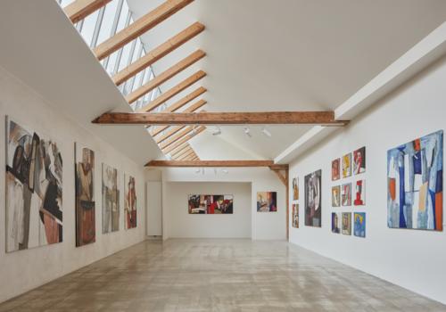 Kunstgalerie in Brünn 01