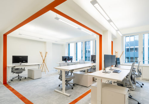 Büro in München 02