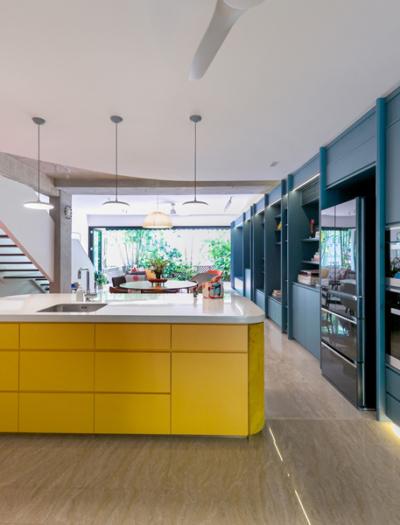 Apartment in Singapur von WY-TO