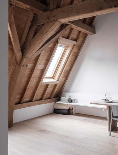 Meditation Studio in Antwerpen von Hans Verstuyft Architecten