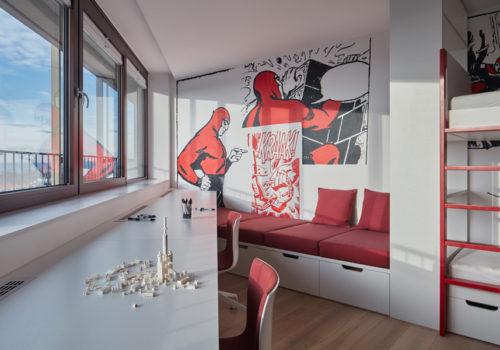 Apartment in Prag 10