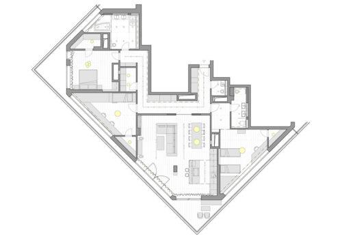 Apartment in Prag 18