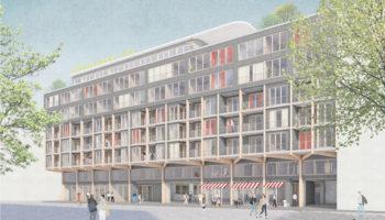"""ArchitektenLunch """"Gröninger Hof"""" mit Duplex Architekten by Cosentino"""