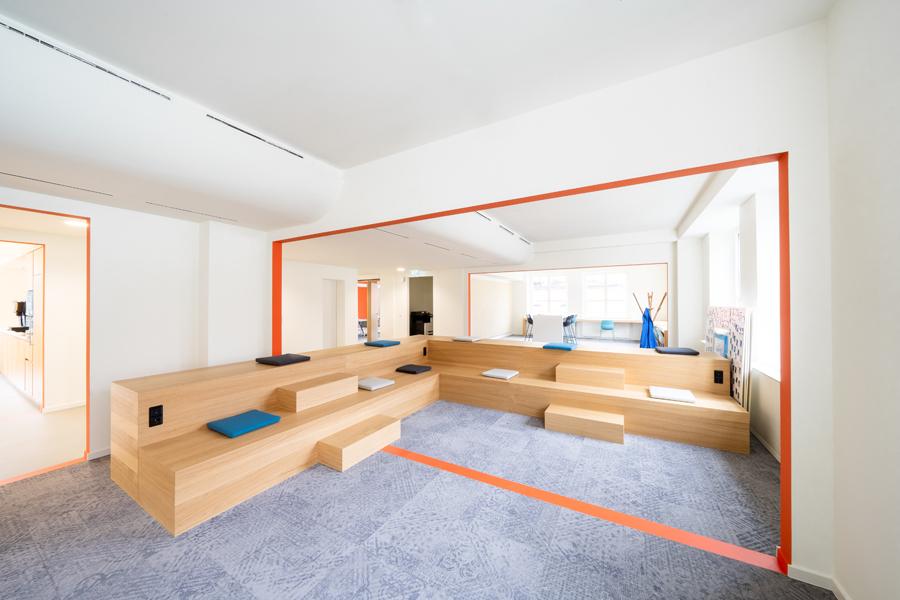 Büro in München von CSMM: Architecture Matters