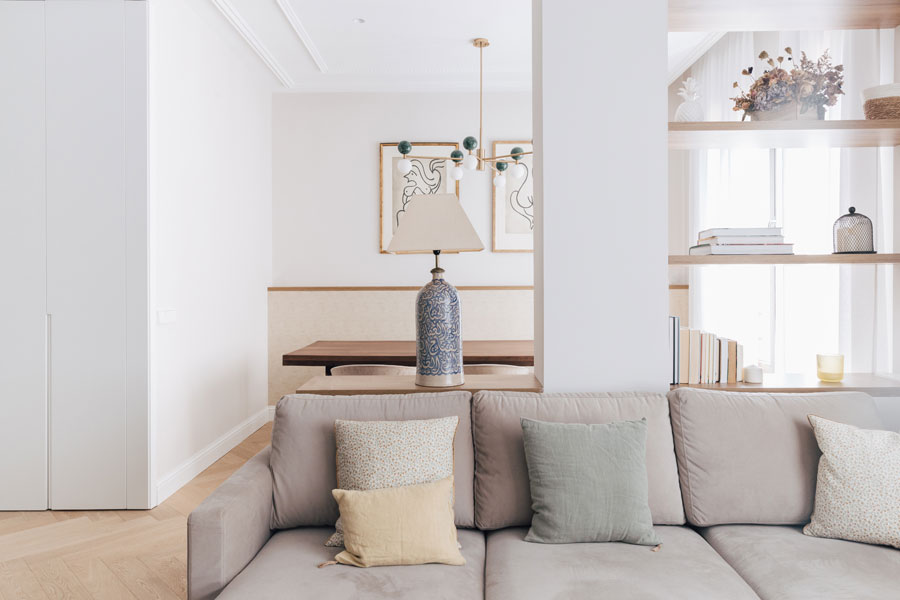 Apartment in Valencia von Destudio Arquitectura
