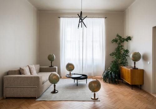 Apartment in Prag 02