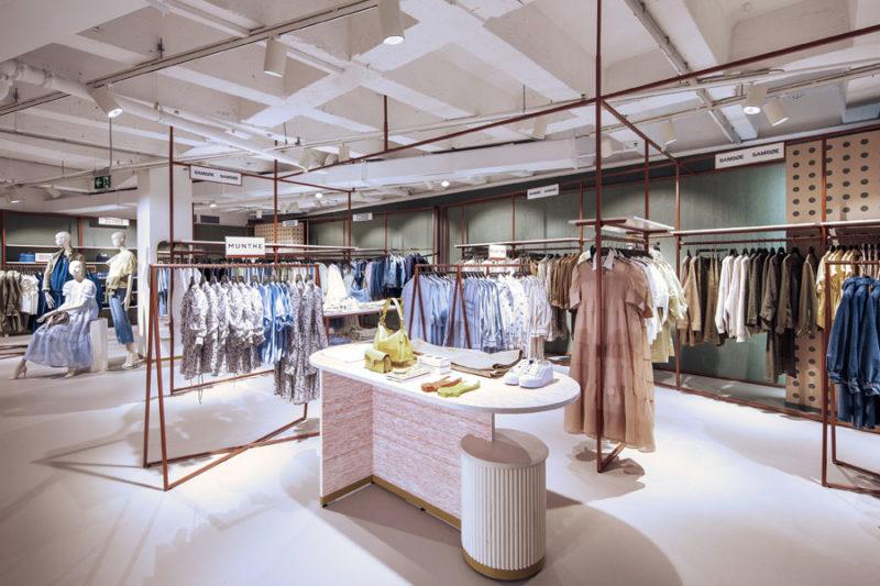 Umgestaltung des Department Stores Ludwig Beck 01