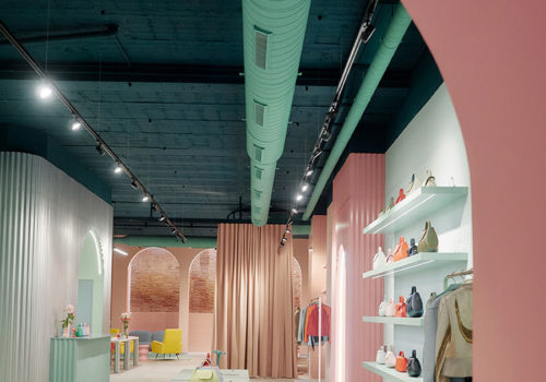 Flagship-Store in Barcelona 02