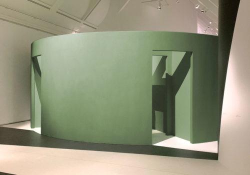 Installation in der Schirn Kunsthalle Frankfurt 02